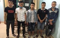 Quảng Nam: 5 nam, 1 nữ vào nhà nghỉ chơi ma túy