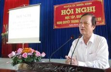 Quảng Ngãi: Nguyên Bí thư, Chủ tịch huyện Nghĩa Hành nhiều sai phạm