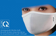 Thành viên BRG cung cấp khẩu trang 2 lớp kháng khuẩn chất lượng cao
