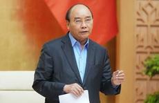 Làm việc với Hà Nội, Thủ tướng nhắc vụ Đồng Tâm, đường sắt Cát Linh-Hà Đông