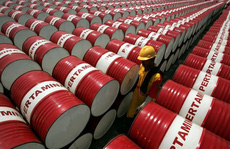 Giá dầu thô Mỹ xuống âm, kiến nghị huy động tối đa để tích trữ lượng xăng dầu lớn