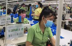 Công nhân Công ty TNHH Yesum Vina đã trở lại làm việc
