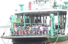 Tàu phà tại TP HCM hoạt động ra sao khi bắt đầu dừng cách ly xã hội?