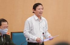 Ai phụ trách CDC Hà Nội sau khi ông Nguyễn Nhật Cảm bị khởi tố?