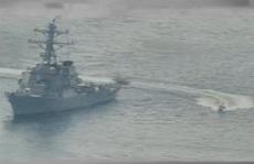 Tổng thống Trump: Lực lượng Mỹ được phép bắn hạ tàu Iran 'quấy rối'