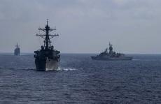 Úc lên án hành động của Trung Quốc ở biển Đông