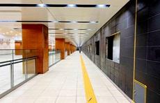 Tuyến metro Bến Thành - Suối Tiên: Diện mạo mới ga Nhà hát TP