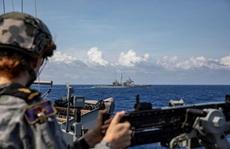 Trung Quốc 'liều lĩnh' hơn trên biển Đông