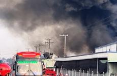 Bắt khẩn cấp nam công nhân đốt cháy công ty gây thiệt hại 60 tỉ đồng