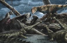 Phát hiện vùng tử thần nguy hiểm nhất trái đất: 'Thánh địa quái thú'