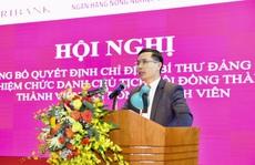 Chánh văn phòng NHNN được bổ nhiệm làm Chủ tịch HĐTV Agribank