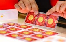 Giá vàng SJC trên 49 triệu đồng/lượng vẫn rẻ hơn thế giới