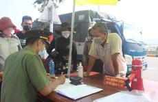 Quảng Nam đã cách ly hàng trăm người về từ Hà Nội, TP HCM