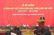 TP HCM long trọng kỷ niệm 45 năm Ngày Giải phóng miền Nam, thống nhất đất nước