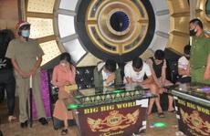 Quảng Nam: 11 nam nữ tổ chức 'tiệc ma túy' ở quán karaoke