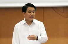 Chủ tịch Hà Nội nói gì về việc phạt các trường hợp ra đường không thuộc diện cho phép?