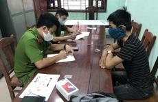 Đà Nẵng: Kiểm tra phòng dịch Covid-19, lòi ra đôi nam nữ dương tính với ma túy