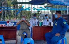 CLIP: Lập chốt kiểm soát dịch bệnh trên địa bàn TP HCM