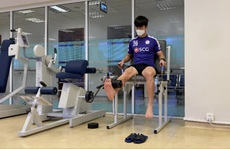 Sau Xuân Trường, Huy Hùng, đến lượt Duy Mạnh bắt đầu tập hồi phục ở 'lò' PVF