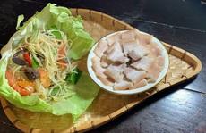 Ăn lạp Lào, nhớ vị quê nhà
