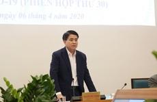 Hà Nội xác định 3 kịch bản điều hành để giảm thiểu thiệt hại do dịch Covid-19