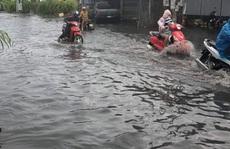 Mưa lớn nhiều giờ bất ngờ đổ xuống 'đảo ngọc' Phú Quốc