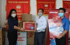 Chương trình 'Cùng cộng đồng chung tay phòng chống dịch Covid-19': Tiếp sức cửa ngõ phía Tây TP HCM
