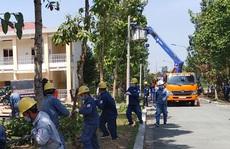 Bảo đảm nguồn điện xuyên suốt phục vụ chống dịch