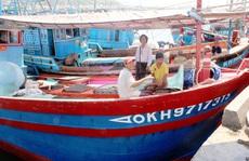 'Tàu cá 67' cần gói hỗ trợ