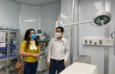 Đi xem phòng điều trị Covid-19 ở bệnh viện quận 2