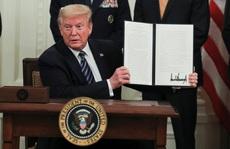 Tổng thống Trump đã tính đến trả đũa Trung Quốc vì Covid-19