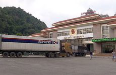 Trung Quốc khôi phục thông quan tại chợ biên giới Tân Thanh - Pò Chài sớm hơn dự kiến