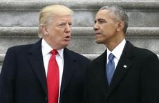Ông Obama nói cách Tổng thống Trump chống Covid-19 là 'thảm họa'