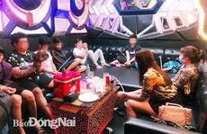 Lộ mặt kẻ 'điều khiển' các bữa tiệc trác táng của dân chơi Biên Hòa