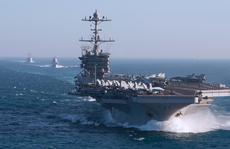 Tung đồng loạt 6 tàu sân bay, Mỹ cảnh báo đừng lầm tưởng 'đánh bại được Mỹ'