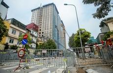 Chủ đầu tư nhà 8B Lê Trực muốn thực hiện dự án khác, Hà Nội nói sẽ giao 3 Sở xem xét