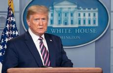 Tổng thống Trump lệnh rút tiền Quỹ Hưu trí Mỹ ra khỏi chứng khoán Trung Quốc