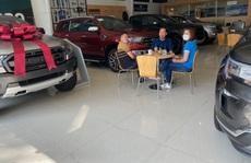 Có mẫu xe không bán được chiếc nào trong tháng 4