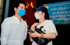 Ca sĩ Đinh Hiền Anh chi gần 1 tỉ đồng làm từ thiện trong dịch Covid-19