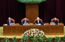 Bà Nguyễn Thị Kim Ngân điều hành phiên họp Trung ương về bầu cử Quốc hội