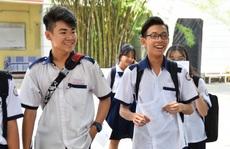 TP HCM: Thi tuyển sinh vào lớp 10 vào ngày 16 và 17-7