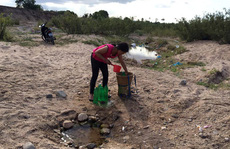 Nam Trung Bộ - Tây Nguyên đang khát cháy