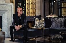 Nhà thiết kế giường 400.000 USD và biệt thự 100 triệu USD