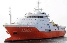 Tàu Hải Dương 8 rời vùng biển Malaysia, đi lên phía Bắc