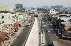 Gần 11 tỉ đồng xây cầu bộ hành trước Bến xe An Sương