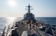 Căng thẳng leo thang, Mỹ tăng sức ép quân sự lên Trung Quốc