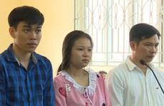 """Cô gái trẻ tên Thi """"lập kế hoạch"""" đưa 2 thanh niên tên Vũ cùng vào tù"""