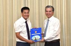 UBND TP HCM bổ nhiệm nhân sự lãnh đạo Thanh tra TP