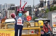 Ấn Độ vượt Trung Quốc trở thành điểm nóng Covid-19 của châu Á