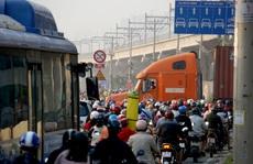 LƯU Ý: Hàng loạt tuyến đường tại TP HCM cấm xe